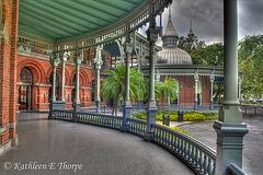 West Veranda Plant Hall University of Tampa - HDR