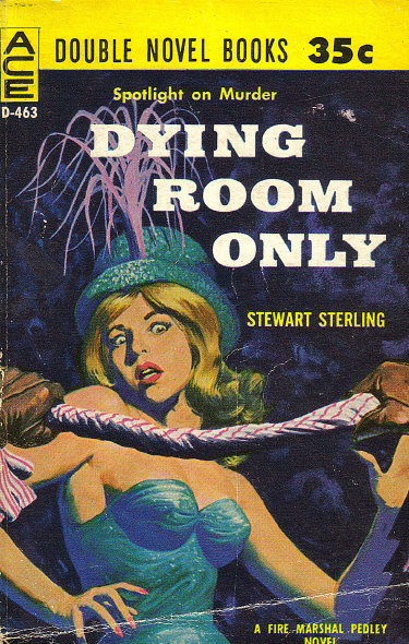 Stewart Sterling - Dying Room Only