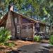 Heritage Village Historical Cabin - HDR - Explore 11/10/11 #491