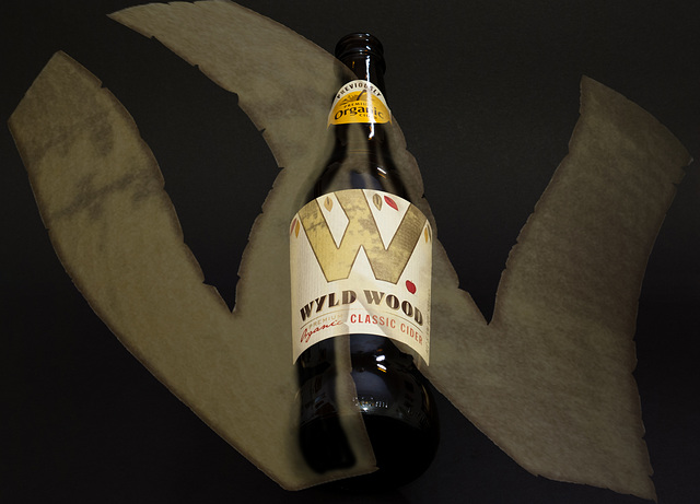 Wyld Wood Premium Organic Cider