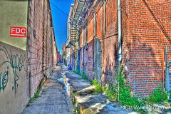 Ybor City Alley - HDR - Explore 11/16/11 #358
