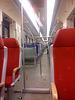 """Interior of a SLT """"train"""""""