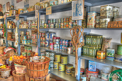 Heritage Village Historic grocery store - HDR - Explore 11/17/11 #492