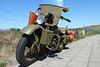 1944 Harley Davidson WLA
