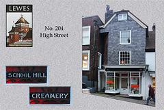 Lewes - 204 High Street - 19.2.2014