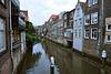 Canal in Dordrecht