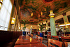 Café de Burcht interior