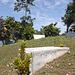 Caribbean cemetery / Cimetière caribéen.