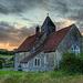 St Huberts Church, Idsworth