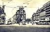 Old postcards of Brussels – De Brouckère Square