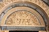 Medieval tympanum