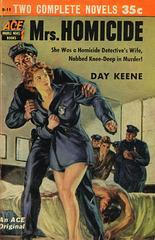 Day Keene - Mrs. Homicide