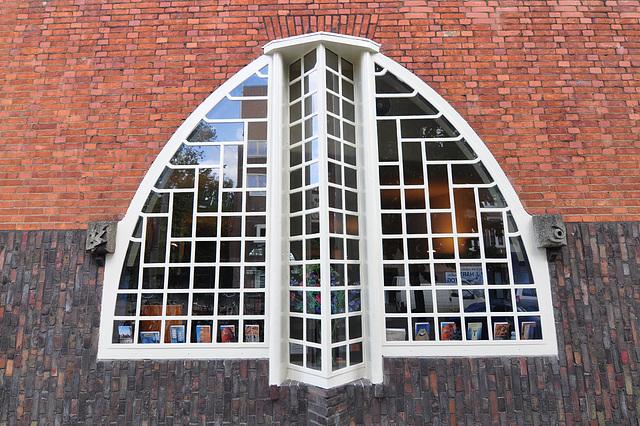 Window in Amsterdam