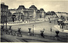 Old postcards of Brussels – The King's Palace