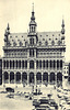 "Old postcards of Brussels – The ""King House"""