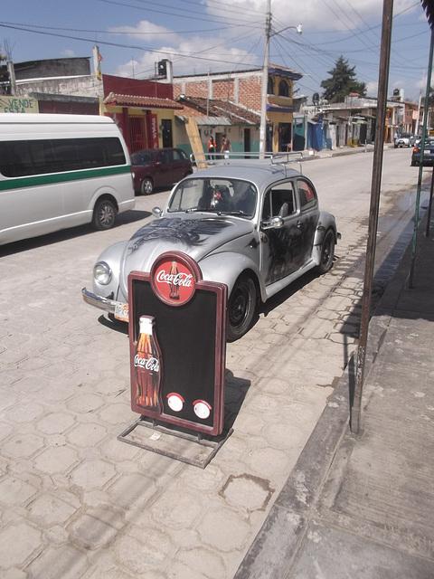 VW Coca-cola.