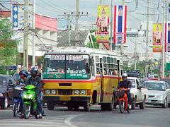 Korat bus 2