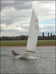 sail beneath the sky