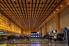 Logan International Terminal
