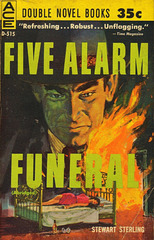 Stewart Sterling - Five Alarm Funeral