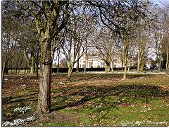 Grounds  of Rushton Hall