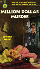 Edward Ronns - Million Dollar Murder