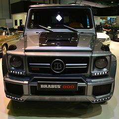 Dubai 2013 – Dubai International Motor Show – Mercedes-Benz Brabus G 800