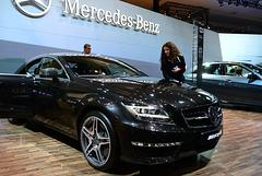 Dubai 2013 – Dubai International Motor Show – Mercedes-Benz AMG