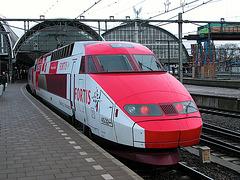 Fortis TGV train
