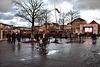 The Beestenmarkt – venue of the Glazen Huis/Serious Request