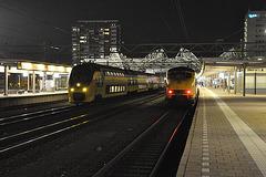 Leiden Central Station