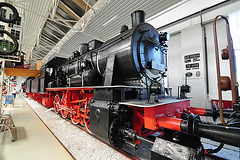 Technik Museum Speyer – Steam loc 55 3528