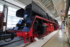 Technik Museum Speyer – Steam loc 01 514