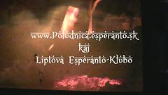 Poludnica 2014 - Videorporto el la novjara aranĝo en Slovakio