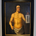 Museum Boerhaave – Portrait of Andreas Grünheide, the Prussian sword-swallower