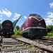 Technik Museum Speyer – Diesel engine V220 071