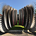 Technik Museum Speyer – turbine of a nuclear power plant