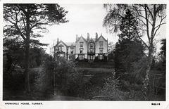 Ardmiddle House, Turriff, Aberdeenshire (Demolished) - Garden Facade