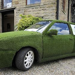 Witchgrass car.