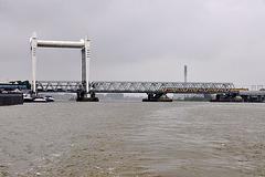 Railway bridge at Dordrecht