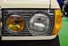 Techno Classica 2011 – Mercedes-Benz W123 North-American headlights