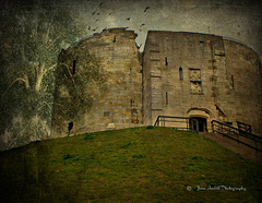 Clifford Tower, York Castle