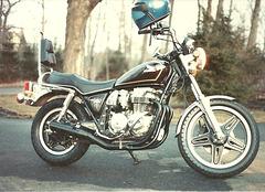 1980 Honda CB650 Custom