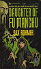 Sax Rohmer - Daughter of Fu Manchu