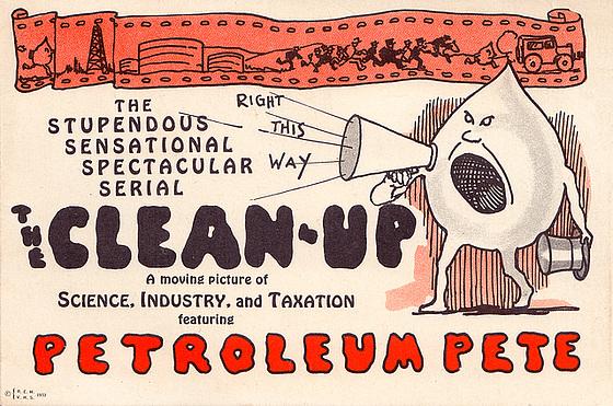 Petroleum Pete 1933