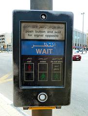 Dubai 2012 – WAIT