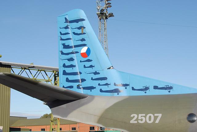 2507 AN-26 Czech Air Force