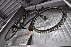 Technik Museum Speyer – If you don't have rubber use springs