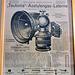 Technik Museum Speyer – Teutonia-Azetylengas Lanterne