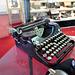 Technik Museum Speyer – Mercedes typewriter